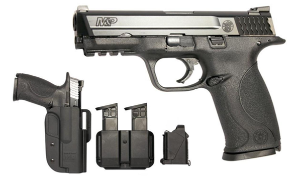 Smith & Wesson Carry and Range